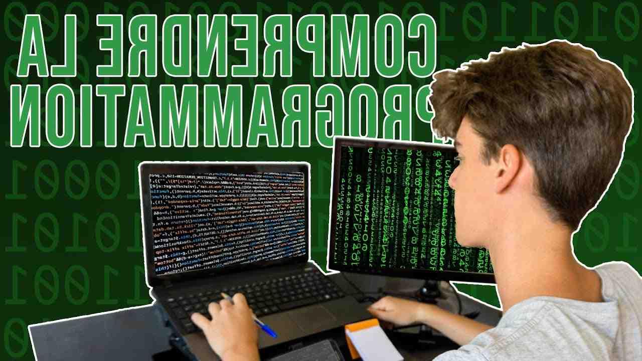 Quel logiciel pour la programmation ?